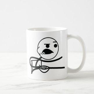 Caneca De Café cereal-cara-cereal-cara-l