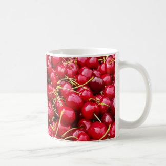 Caneca De Café Cerejas das cerejas em toda parte