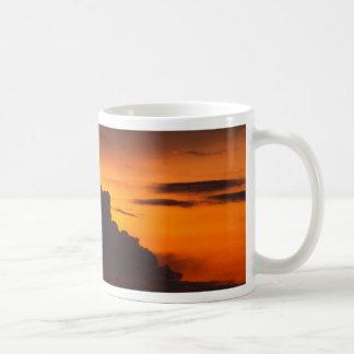 Caneca De Café céu e nuvem bonitos