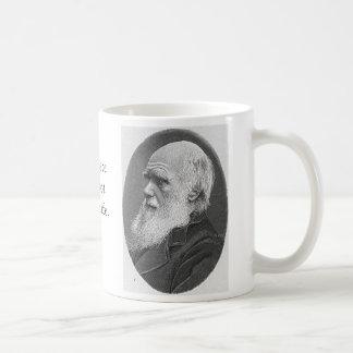 Caneca De Café Charles Darwin