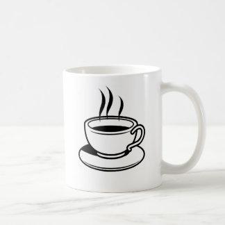 Caneca De Café Chávena de café quente