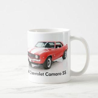 Caneca De Café Chevrolet Camaro 1969 SS