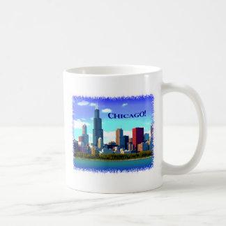 Caneca De Café Chicago