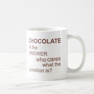 Caneca De Café chocolate-estar--resposta