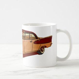 Caneca De Café Chrysler 1957 Windsor