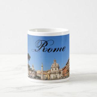 Caneca De Café Cidade antiga de Roma, Italia