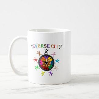 Caneca De Café Cidade diversa