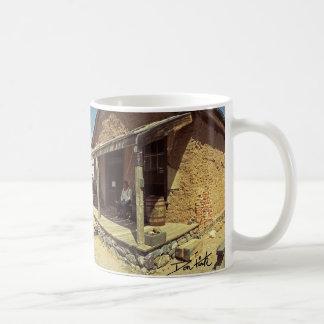 Caneca De Café Cidade fantasma de Shakespeare