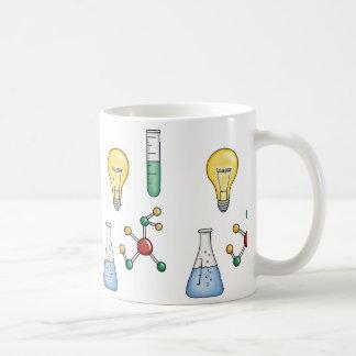 Caneca De Café Ciência da vida