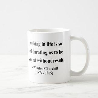Caneca De Café Citações 13a de Winston Churchill