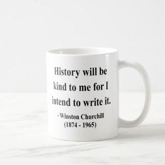Caneca De Café Citações 7a de Winston Churchill