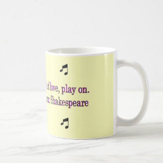 Caneca De Café Citações da música