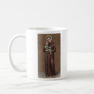 Caneca De Café Citações de St Anthony