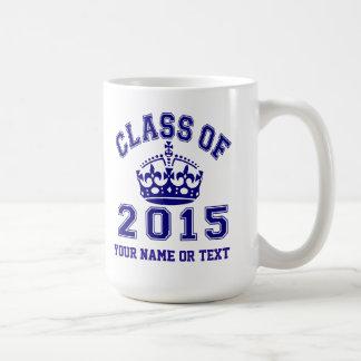 Caneca De Café Classe de 2015 regras