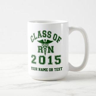 Caneca De Café Classe de RN 2015