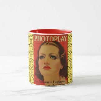 Caneca de café clássica de Crawford