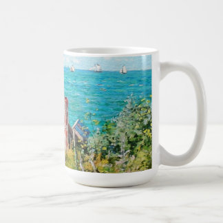 Caneca De Café Claude Monet a cabine em belas artes do