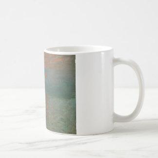 Caneca De Café Claude Monet - impressão, nascer do sol