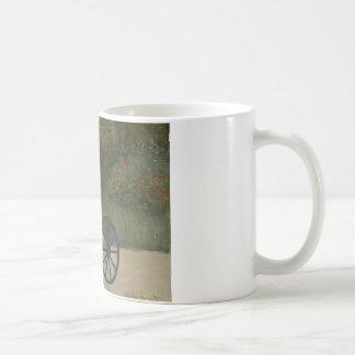 Caneca De Café Claude Monet - Jean Monet em seu cavalo do