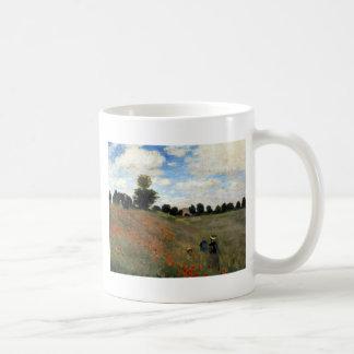 Caneca De Café Claude Monet - Les Coquelicots