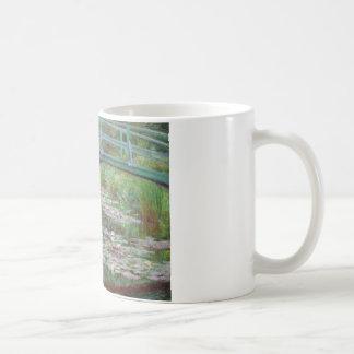Caneca De Café Claude Monet - o passadiço japonês