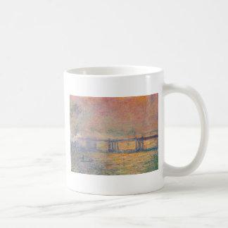 Caneca De Café Claude Monet - Saint Louis da ponte transversal de