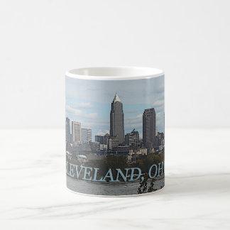 Caneca De Café Cleveland