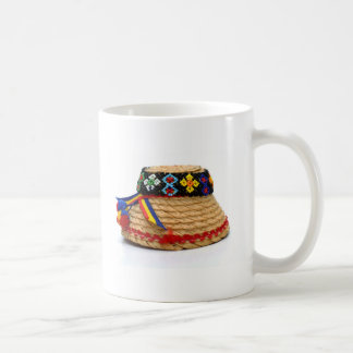 Caneca De Café clop o chapéu tradicional