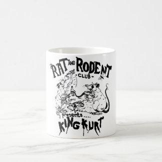 Caneca De Café Clube do rato & do roedor