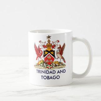 Caneca De Café Coat_of_arms_Trinidad_and_Tobago_4857, TRINIDA…