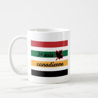 Caneca De Café Cobertura canadense moderna (mercado de câmbios