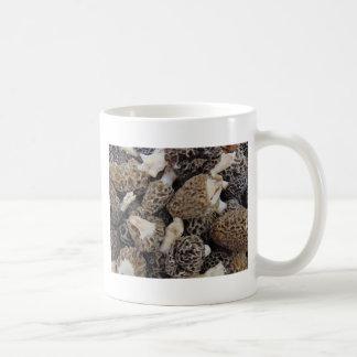 Caneca De Café Cogumelos do Morel