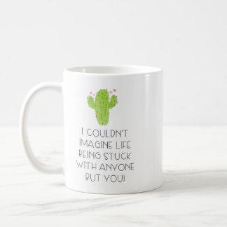 Caneca De Café Colado com você