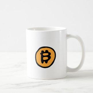 Caneca De Café coleção do bitcoin