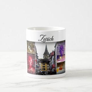 Caneca De Café Coleção do viagem de Zurique