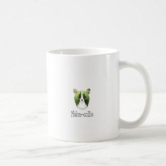 Caneca De Café collie do melão