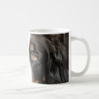 Caneca De Café colocação do cão de montanha bernese