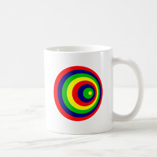 Caneca De Café Colorful