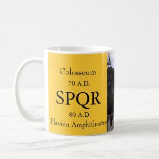 Caneca De Café Colosseum