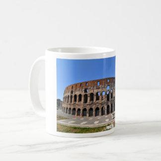 Caneca De Café Colosseum em Roma, Italia