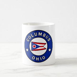 Caneca De Café Columbo Ohio