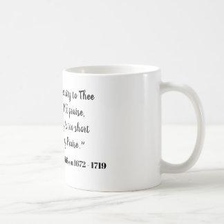 Caneca De Café Com toda a eternidade a Thee (declaração do amor)