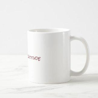 Caneca de café com uma mensagem bonita