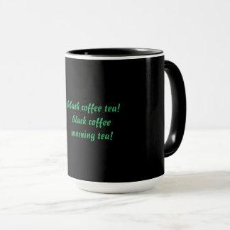 caneca de café combinado