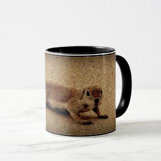 Caneca de café combinado de rastejamento de