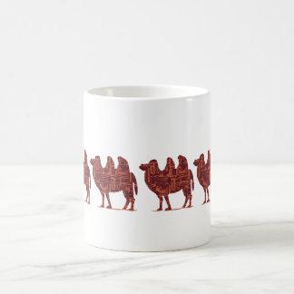Caneca De Café Comboio dos camelos