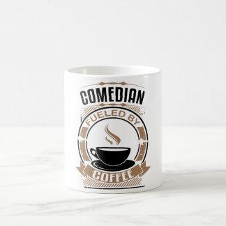 Caneca De Café Comediante abastecido pelo café