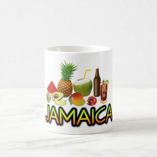 Caneca De Café Comida jamaicana
