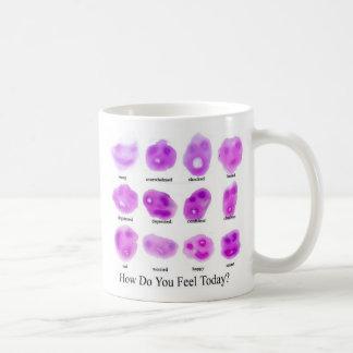 Caneca De Café Como você sente hoje?