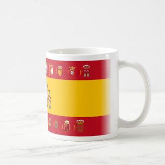Caneca De Café Comunidades do sus de España y